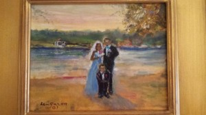 Ann Occoquan total painting